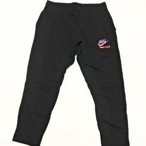 Nike Tech Track and Field Slim Cuff Pants Blk 3XL